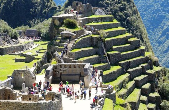 Machu Picchu Peru 7 Keajaiban Dunia Baru