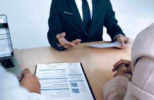 Pengertian Wawancara Bentuk Jenis Ciri Tata Cara Tahap Syarat Definisi