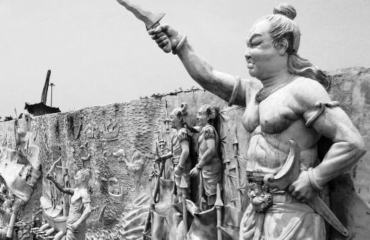 Sejarah Perkembangan Kerajaan Majapahit Puncak Kejayaan di Nusantara