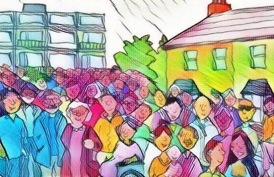 Pelaksanaan Penerapan Nilai Demokrasi dalam Keluarga Sekolah Masyarakat