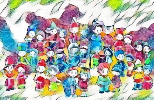 Pengertian Budaya Wujud Klasifikasi Karakteristik Unsur Potensi Keragaman Kebudayaan