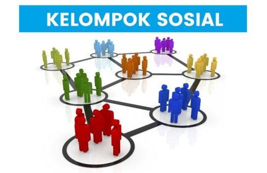 Pengertian Kelompok Sosial Fungsi Faktor Syarat Jenis Ciri Contoh Tujuan