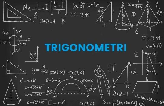 Pengertian Trigonometri Turunan Fungsi Rumus Contoh Soal Ilmupelajaran Com