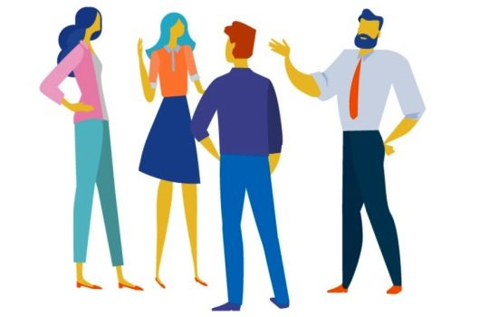 Pengertian Interaksi Sosial Syarat Ciri Bentuk Contoh